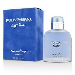 Dolce & Gabbana Light Blue Eau Intense Pour Homme Eau De Parfum Spray  100ml/3.3oz
