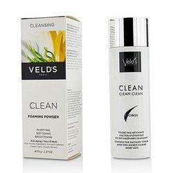 Veld's Clean Foaming Powder (Fine Enzymatic Cleansing Powder)  70g/2.37oz