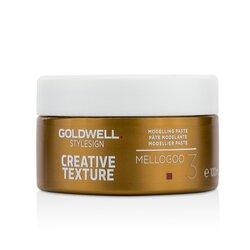 Goldwell Style Sign Creative Texture Mellogoo 3 Modelling Paste  100ml/3.3oz