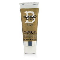 Tigi Bed Head B For Men Charge Up Thickening Conditioner  200ml/6.76oz