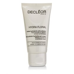 Decleor Hydra Floral Neroli & Moringa Anti-Pollution Hydrating Gel-Cream - Normal to Combination Skin (Salon Product)  50ml/1.7oz