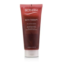 Biotherm Bath Therapy Relaxing Blend Body Smoothing Scrub  200ml/6.76oz