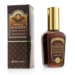 3W Clinic Premium Placenta Intensive Essence  50ml/1.7oz