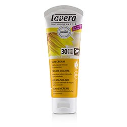 Lavera Sun Sensitiv Sun Cream SPF30 - High UV Protection (Also Suitable For Kids)  75ml/2.5oz