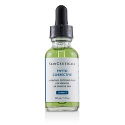 Skin Ceuticals Phyto Corrective - Hydrating Soothing Fluid (For Irritated Or Sensitive Skin)  30ml/1oz