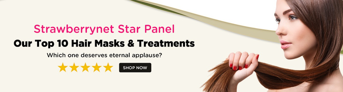 star panel hair masks
