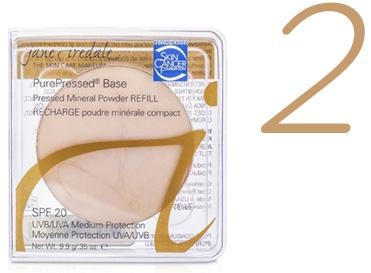 PurePressed Base Pressed Mineral Powder Refill SPF 20
