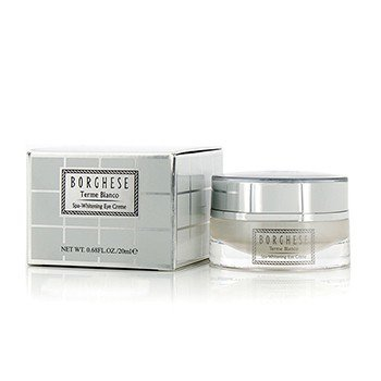 Borghese Terme Bianco Spa-Whitening Eye Cream  20ml/0.68oz