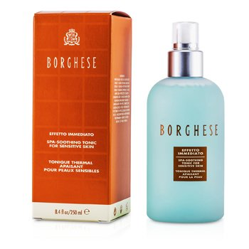 Borghese SPA Calmante Tônico  250ml/8.3oz