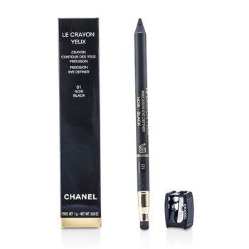 Chanel Le Crayon Yeux - No. 01 Noir  1g/0.03oz