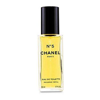 Chanel No.5 Тоалетна Вода Спрей Пълнител  50ml/1.7oz