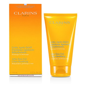 Clarins After Sun Gel Ultra Soothing  150ml/5oz