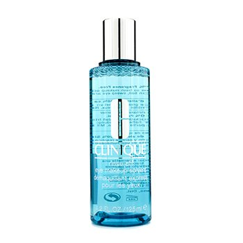 Clinique Płyn do demakijażu oczu Rinse Off Eye Make Up Solvent  125ml/4.2oz
