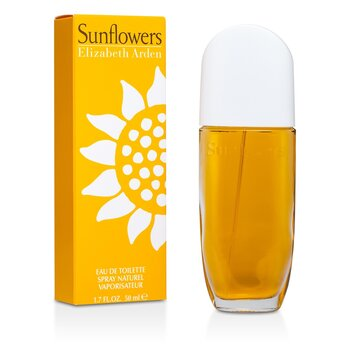 אליזבת ארדן Sunflowers Eau De Toilette Spray  50ml/1.7oz