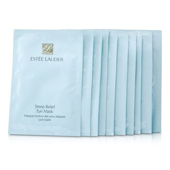 Estee Lauder Stress Relief Eye Mask  10 Pads