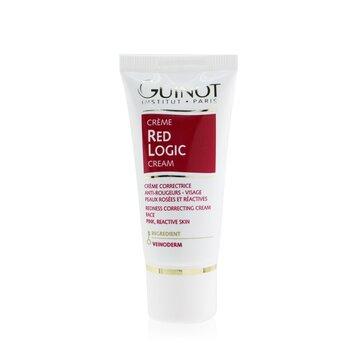 Guinot Red Logic Crema Facial para Pieles Rojas y Delicadas  30ml/1.03oz