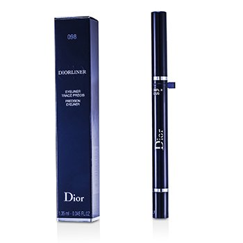 Christian Dior Diorliner Eyeliner - No. 098 Siyah  1.34ml/0.05oz