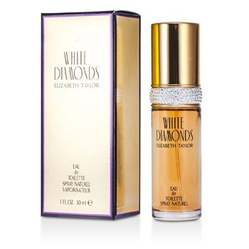 Elizabeth Taylor White Diamonds Eau De Toilette Spray  30ml/1oz