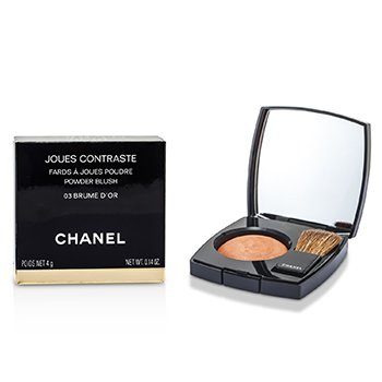 Chanel Powder Blush - No. 03 Brume D'Or  4g/0.14oz