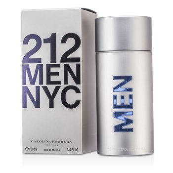 Carolina Herrera 212 NYC Eau De Toilette Spray  100ml/3.4oz
