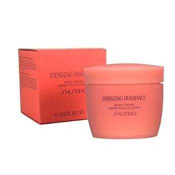 Shiseido Energizing Body Cream  200ml/6.7oz