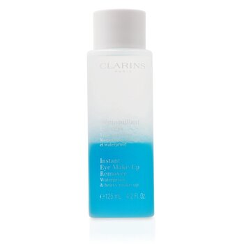 Clarins Instant Eye Make Up Remover  125ml/4.2oz