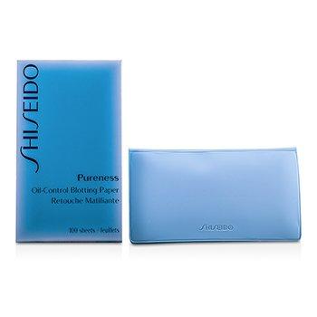 Shiseido Pureness Oil-Control Blotting Paper  100sheets