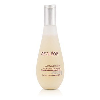 Decleor Aroma Cleanse Relaxing Shower and Bath Gel - Pembersih Tubuh  250ml/8.4oz