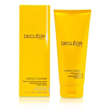 Decleor Exfoliating Body Cream  200ml/6.7oz