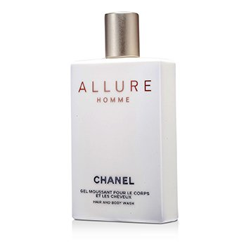 Chanel Sabonete Liquido Allure Hair & Body Wash (Feito nos USA)  200ml/6.8oz