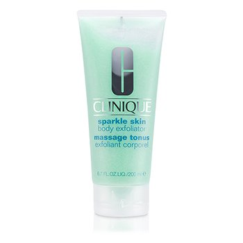 Clinique Sparkle Skin Exfoliador Corporal  200ml/6.7oz