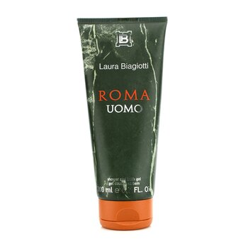Laura Biagiotti Roma Shower & Bath Gel - Pembersih Tubuh  200ml/6.7oz