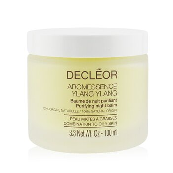 Decleor Bálsamo noturno Aroma Night Ylang Ylang Purifying Night Balm (Salon Size)  100ml/3.3oz