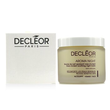 Decleor Aromatic Rose d' Orient Balsamo Noche ( Tamano Salon )  100ml/3.3oz