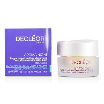 Decleor Aroma Night Ylang Ylang Bálsamo Purificante Noche  15ml/0.5oz