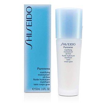 שיסיידו Pureness קרם לחות ללא שמן לאפקט עור מאט  50ml/1.7oz