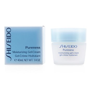 Shiseido Pureness Moisturizing Gel Cream Hidratante  40ml/1.4oz