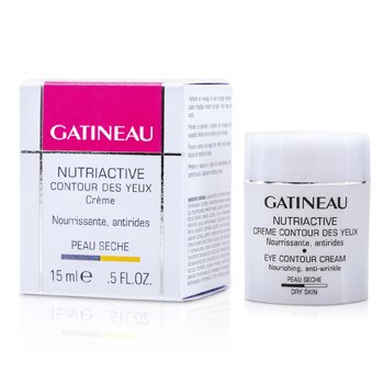 Gatineau Odżywczy krem pod oczy Nutriactive Eye Contour Cream  15ml/0.5oz