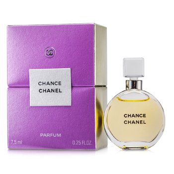 Chanel Chance Parfum Bottle  7.5ml/0.25oz