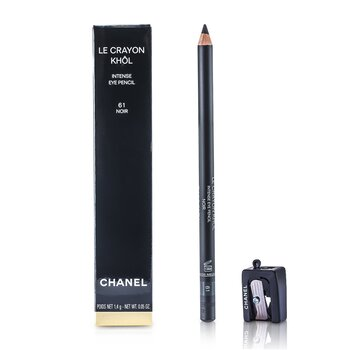 Chanel Lápis Le Crayon Khol # 61 Noir  1.4g/0.05oz