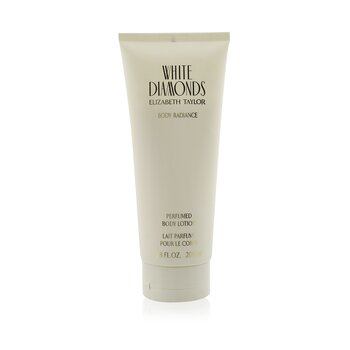 Elizabeth Taylor White Diamonds Body Lotion  200ml/6.8oz
