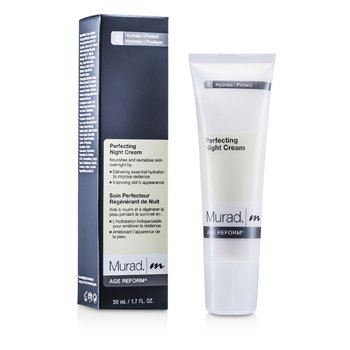 Murad Perfecting Night Cream - Dry/Sensitive Skin  50ml/1.7oz