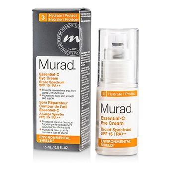 Murad Essential-C Eye Cream SPF 15  15ml/0.5oz