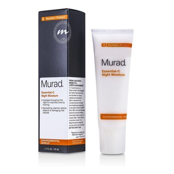 Murad Essential-C Night Hidratante  50ml/1.7oz