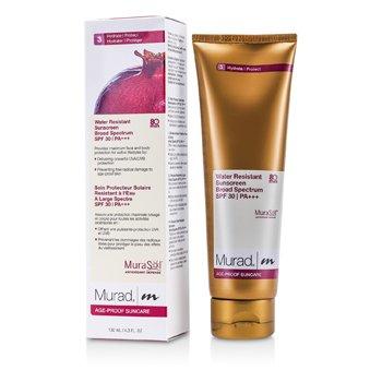 Murad Waterproof Sunblock SPF30 for Face & Body  125ml/4.3oz