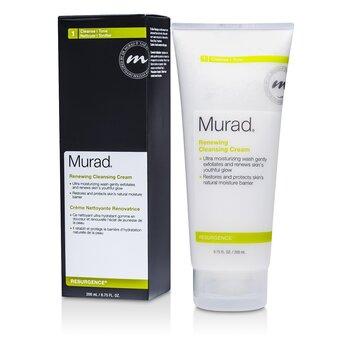 Murad Renewing Cleansing Cream  200ml/6.75oz