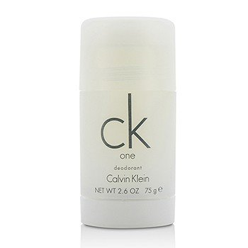 Calvin Klein CK One Desodorante en Barra  75ml/2.5oz