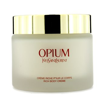 Yves Saint Laurent Opium Rich Body Cream  200ml/6.6oz