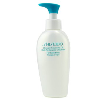 Shiseido Ultimate Cleansing Oil For Face & Body  150ml/5oz