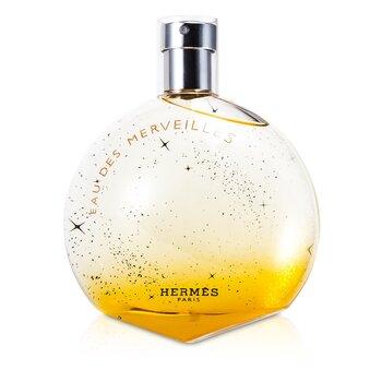 Hermes Eau Des Merveilles Agua de Colonia Vaporizador  100ml/3.3oz